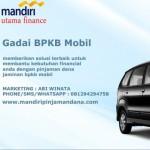 Profile picture of Gadai BPKB Mobil Cepat