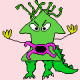 Рисунок профиля (Лилия)