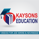 Profile picture of KaysonsEducation