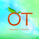 Orange Themes