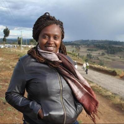 Margaret Ngea