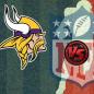 Seahawks vs Vikings