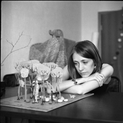 Margaret Scrinkl