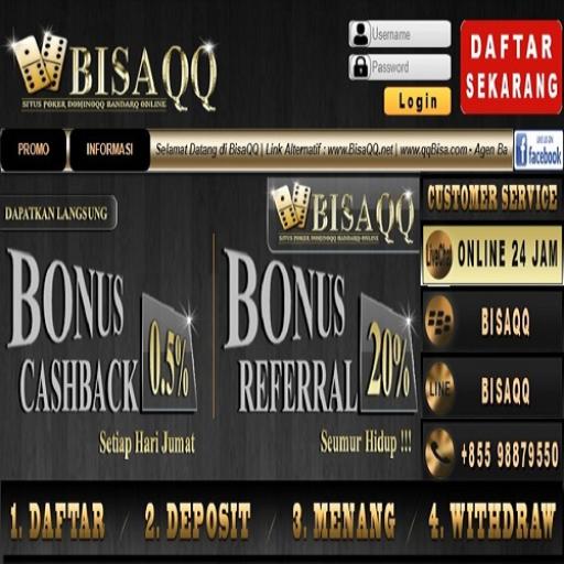 User Avatar of BisaQQ