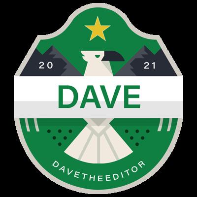 DaveTheEditor