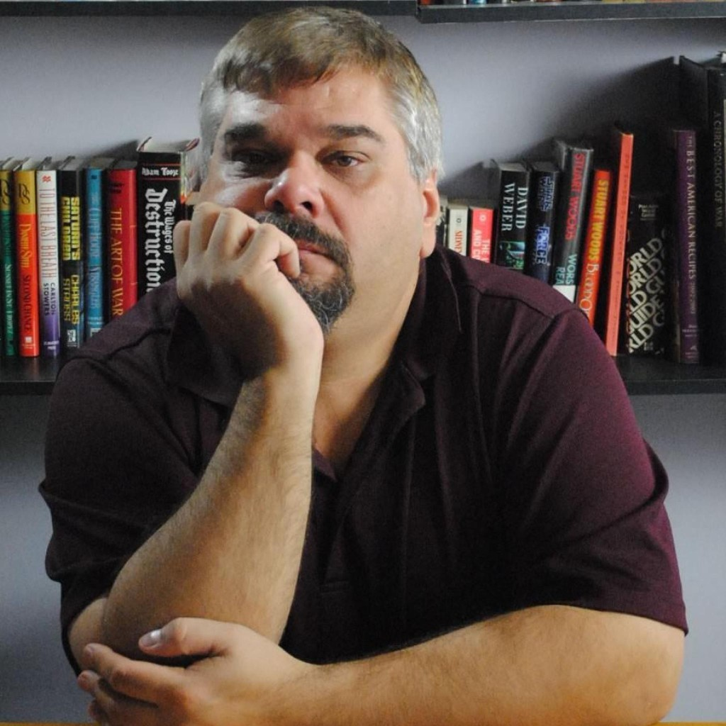 Headshot of MakeUseOf Writer, George Root
