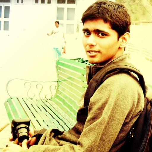 Avatar 2 Kumar: Ritesh Kumar On CodePen