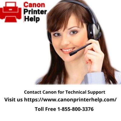 Contact Us Canon Printer Help