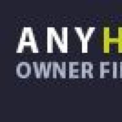Anyhomeownerfinancing