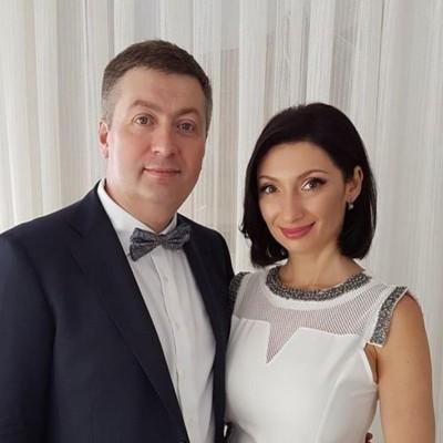 Игорь и Диана Гитер