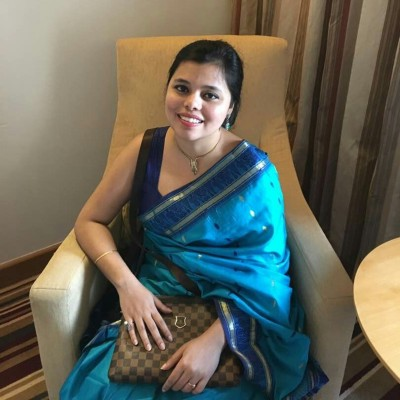 Madhurima Chakrabirty