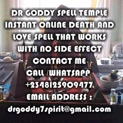 Dr Goddy