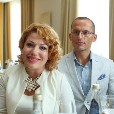 Елена и Александр Коршуновы