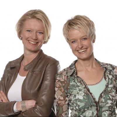 Eileen Kalkman en Miranda Rep