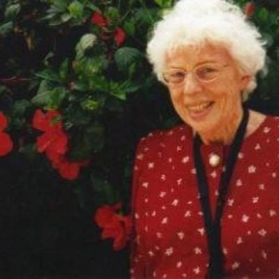Ethel Van Zanten