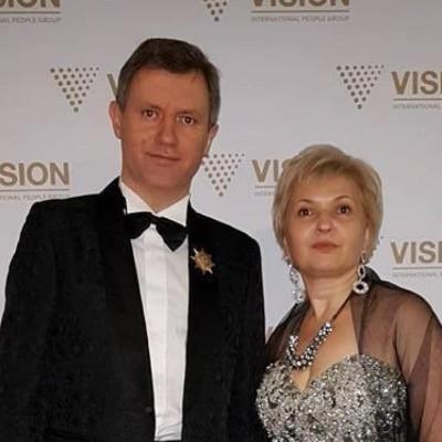 Олег и Алла Андрийчук