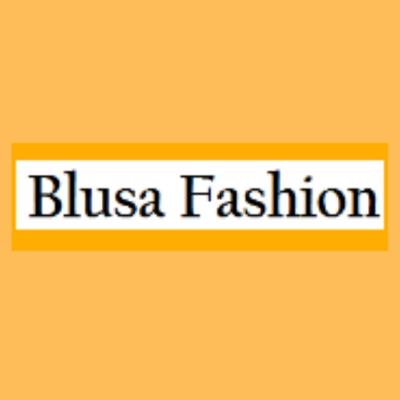 Blusafashionsare