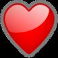 malé srdce