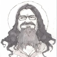caricature of bob