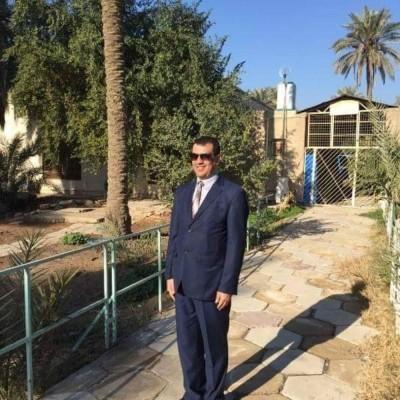 عمار الحامد