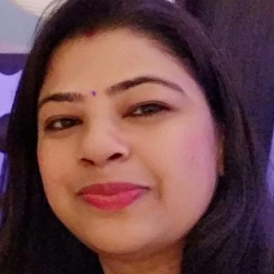 Geetika Ahuja