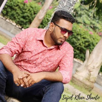 Sajol Khan Shanto